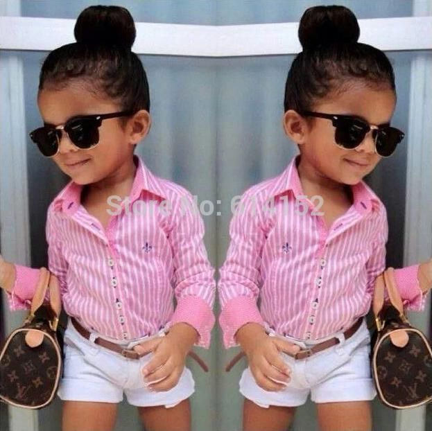 Vetement b b fille styl l 39 univers du b b - Vetement bebe fille fashion ...
