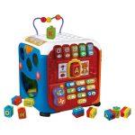 Cube jouet eveil