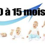 Jouet pour enfant de 15 mois