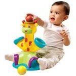 Quel jouet pour bébé 6 mois