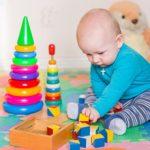 Jeux eveil bebe 7 mois