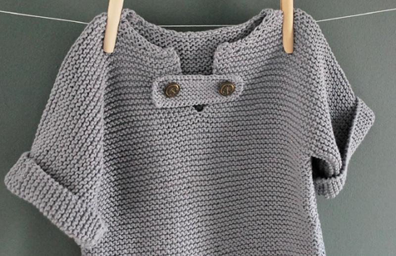 modeles tricots enfants gratuits