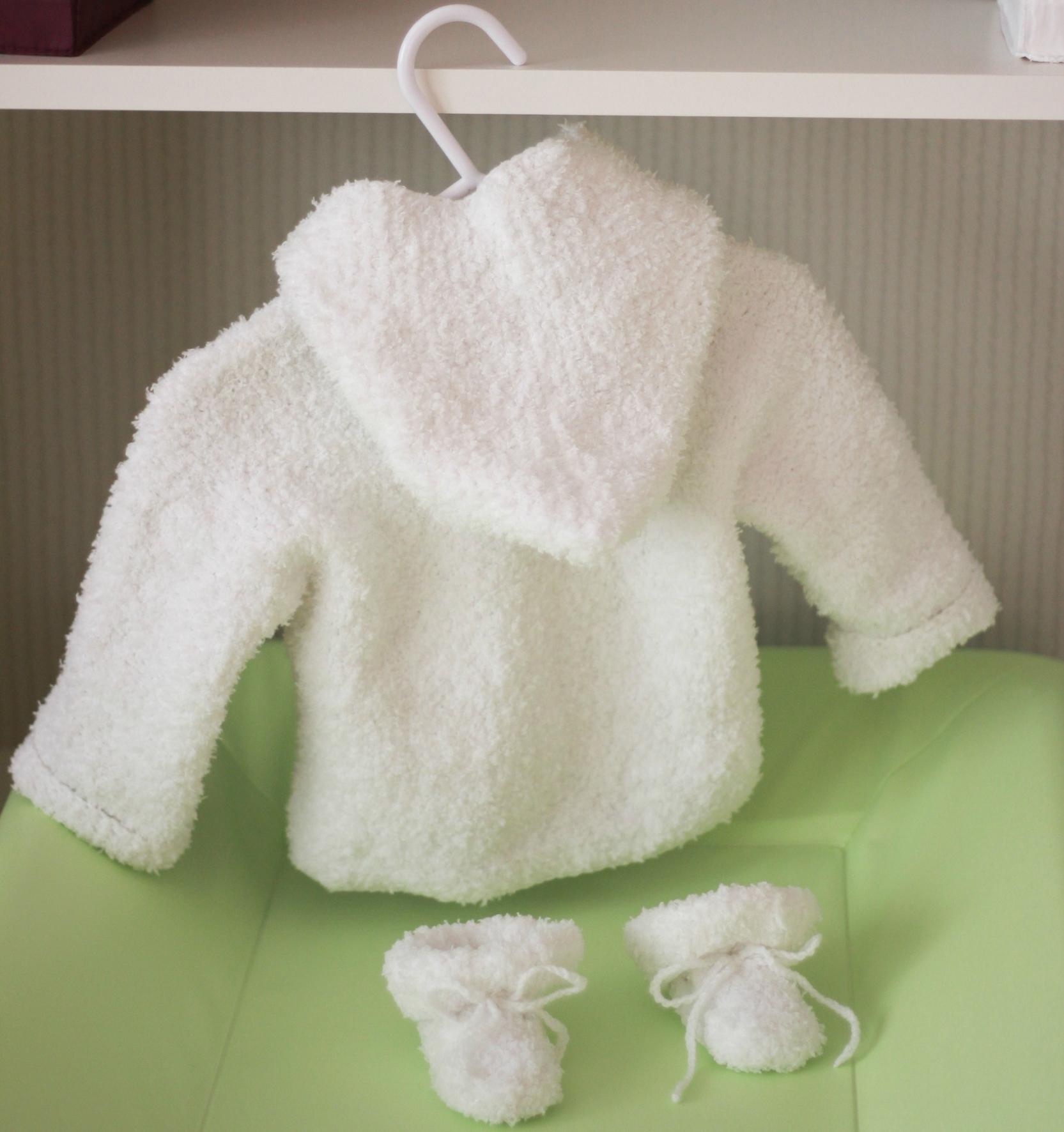 modeles layette tricot gratuits