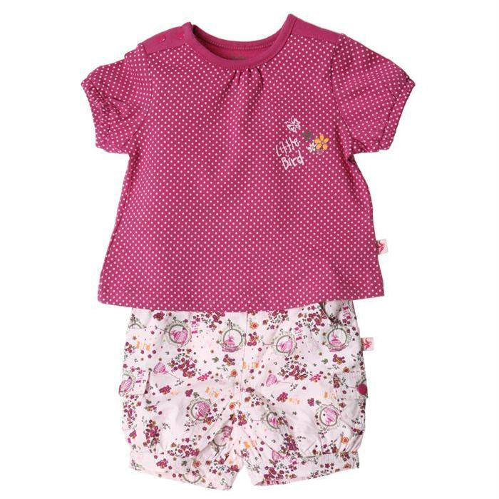Vetement nourrisson fille l 39 univers du b b - Vetement bebe fille fashion ...