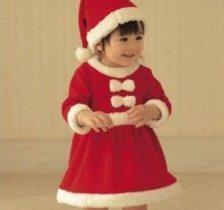 habits pour petite fille