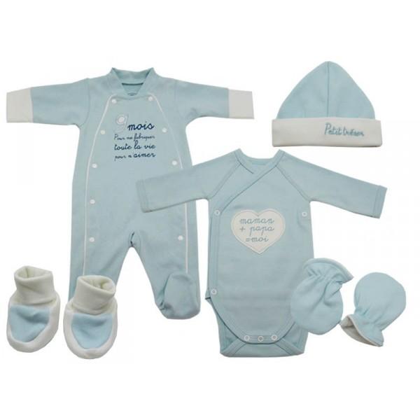 825ecf23f63 Vetement naissance garçon original - L univers du bébé