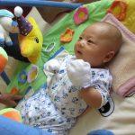 Jeux bébé 2 mois