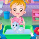 Jeux de bébé hazel gratuit
