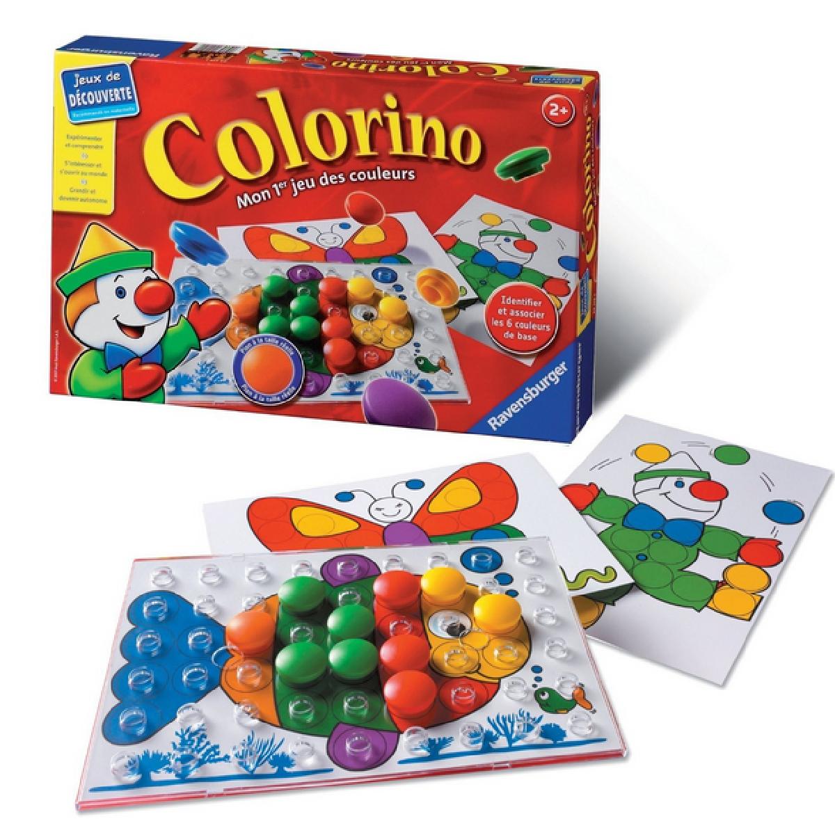 Jeux pour enfant de 2 ans - L'univers du bébé