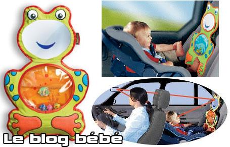 jouet bebe a accrocher dans la voiture