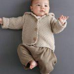 Modele gratuit tricot layette garçon