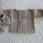 Layette tricot