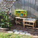 Maison de jeux pour jardin