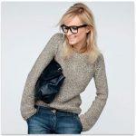 Modèle pull tricot