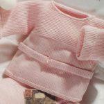 Tricot brassière bébé