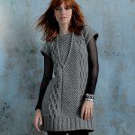 Modele robe en laine a tricoter gratuit