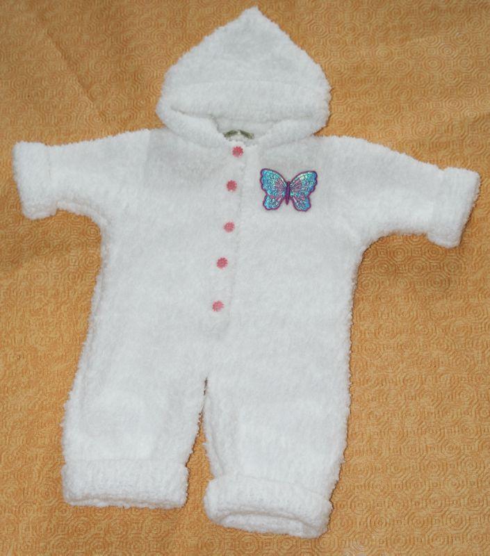Combinaison tricot bébé L univers du bébé 1d99d2bba08