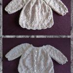 Modele brassiere ancienne tricot