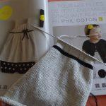 Robe a tricoter bebe