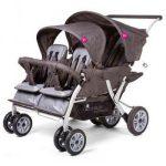 Avis poussette quadruple childwheels