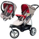 Avis poussette 3 roues formula baby